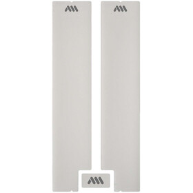 All Mountain Style Fork Protection Kit 2 Pieces clear/silver